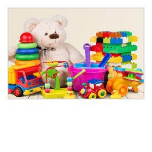 diverse speelgoed